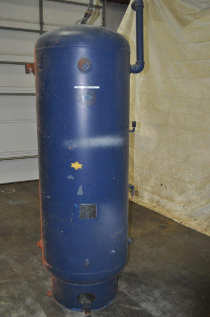 240 Gallon Steel - Faqb Air Surge Tank