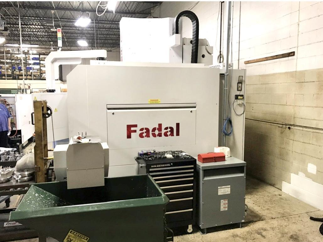 FADAL VMC 6030B-II 2019