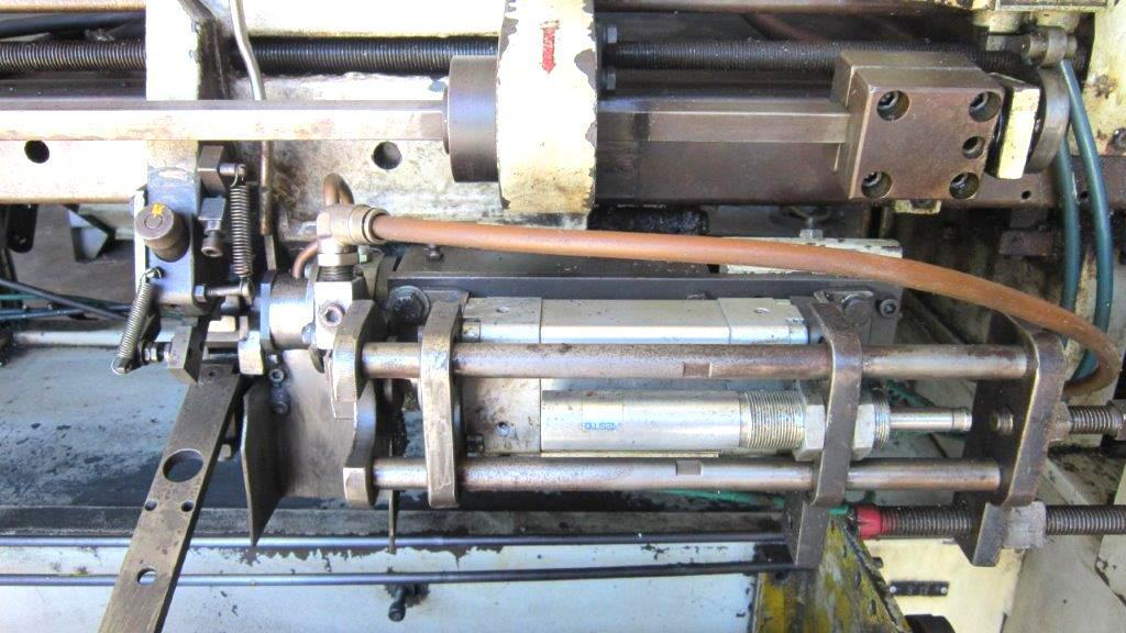 Wafios AF 700 Double End Chamfering Machine