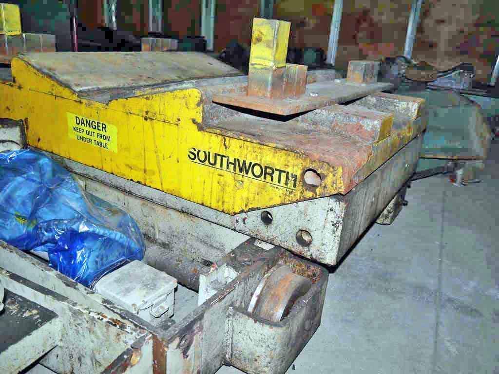 """8,000# x 48"""" Southworth Coil Car"""