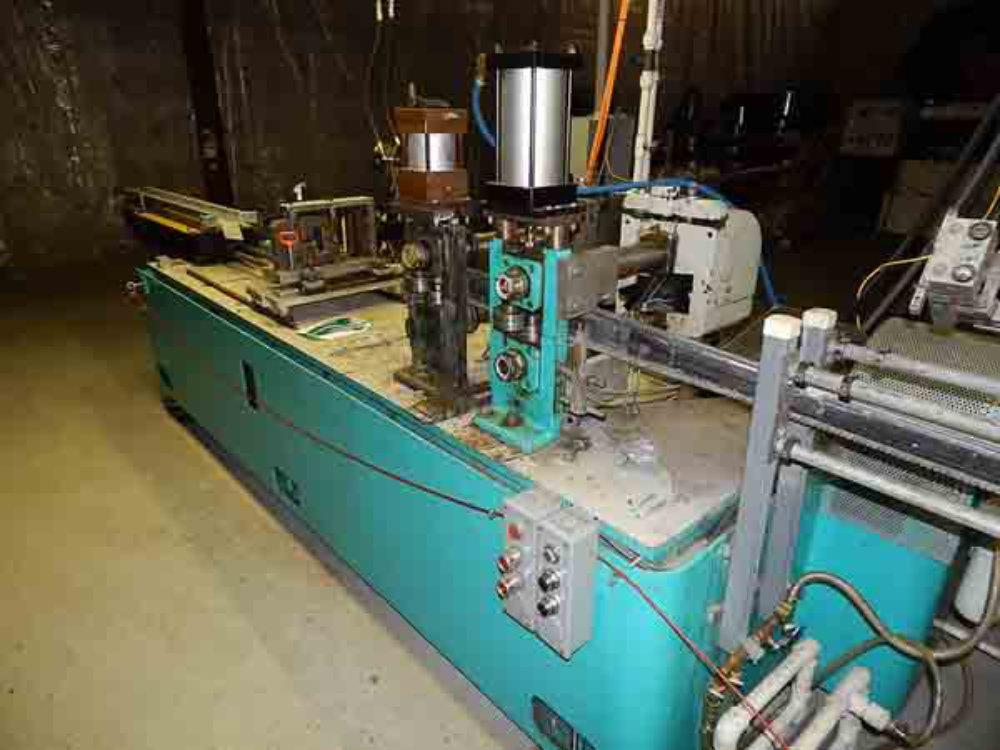 Used 8 STAND YODER ROLL FORMER, Model M-2, 8 Stands, Stock No. 10200
