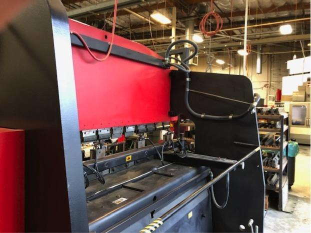 110 Ton Amada RG-100 CNC Press Brake