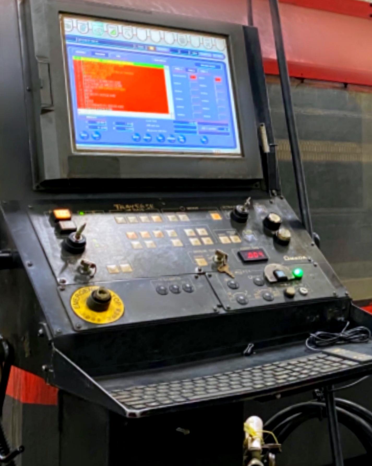 Amada FO-3015NT CO2 Laser