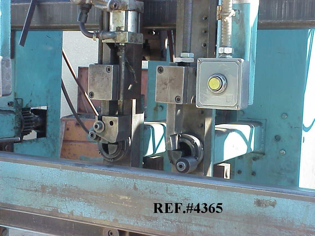 Lubow 4 Head Wire Bender
