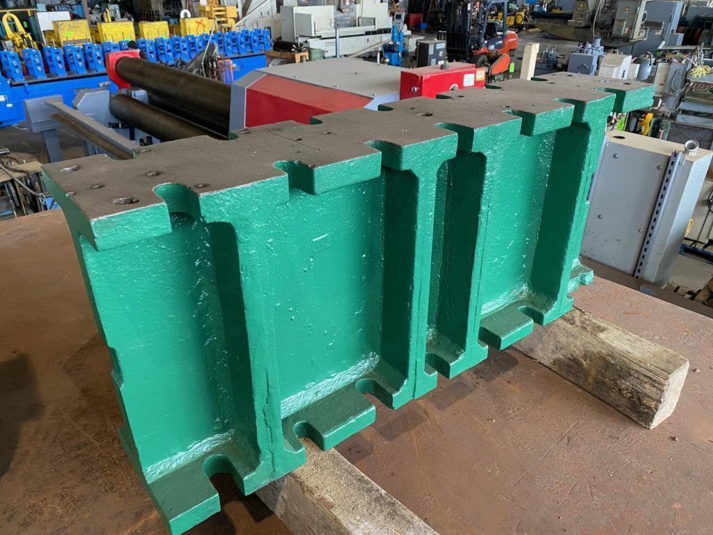 Steel Riser Blocks