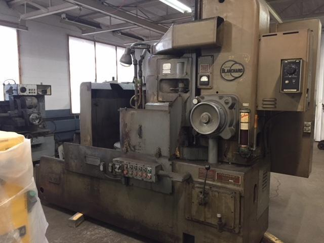 Used Blanchard 20D-36 Rotary Surface Grinder