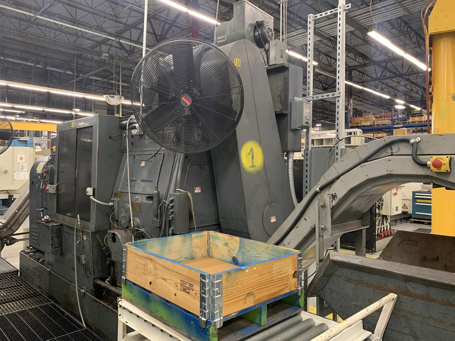 "USED, ACME-GRIDLEY 8"" RPA-8 MULTI-SPINDLE SCREW MACHINE"