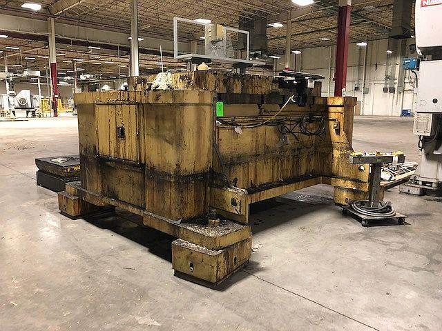 800 ton Niagara SE2-800-96-60 Straight Side Press, New 1990