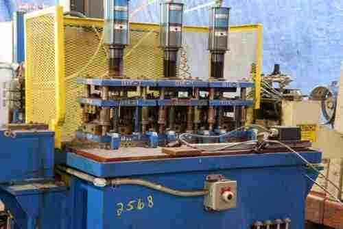 American Machine Hydraulic Notching Base
