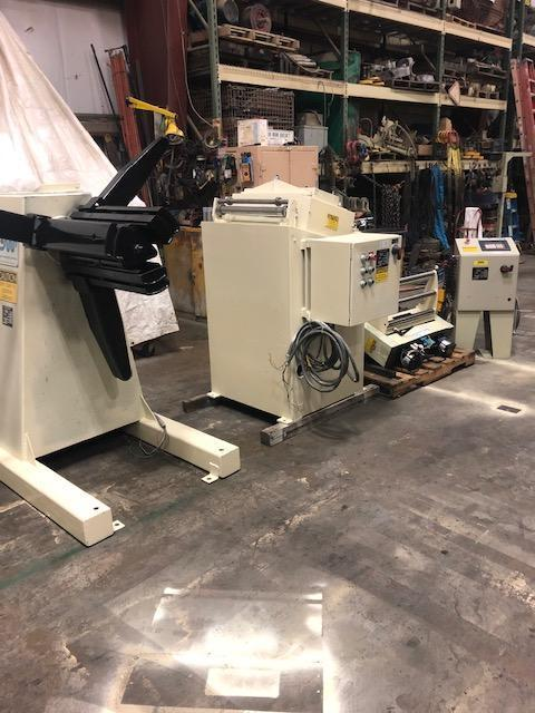 "10,000Lb x 24"" x .067"" Cooper Weymouth Peterson Servo Feed Line"