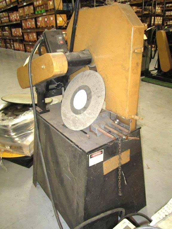"Kalamazoo 16"" Abrasive Cut-Off Saw"