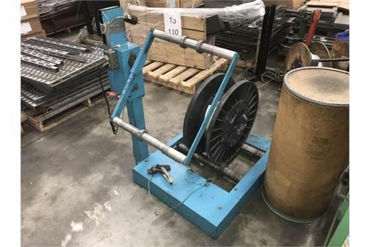 Torrington 1200lb Capacity Powered Coil Reel