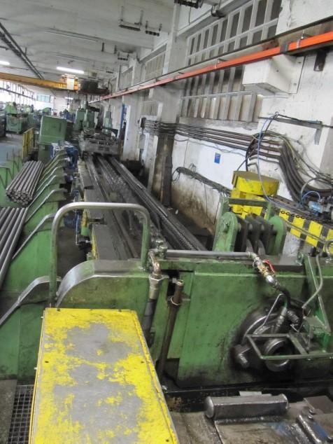 40T Automatic Single Pull Mechanical Bar Drawbench