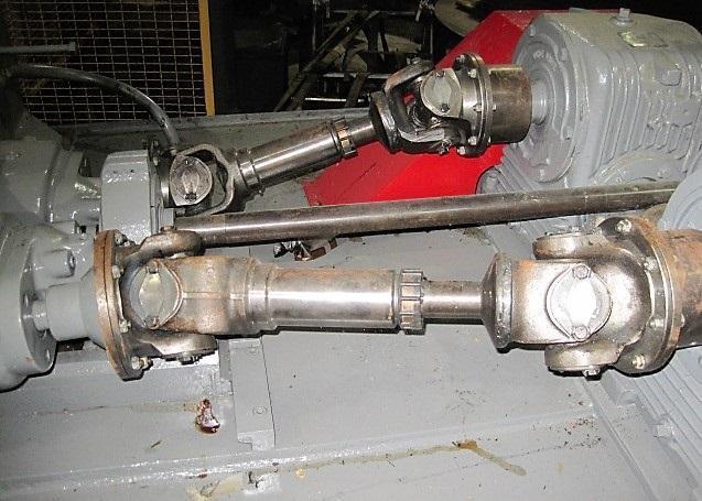 Landis 32-TFRI 2 Die Cylindrical Thread Roller