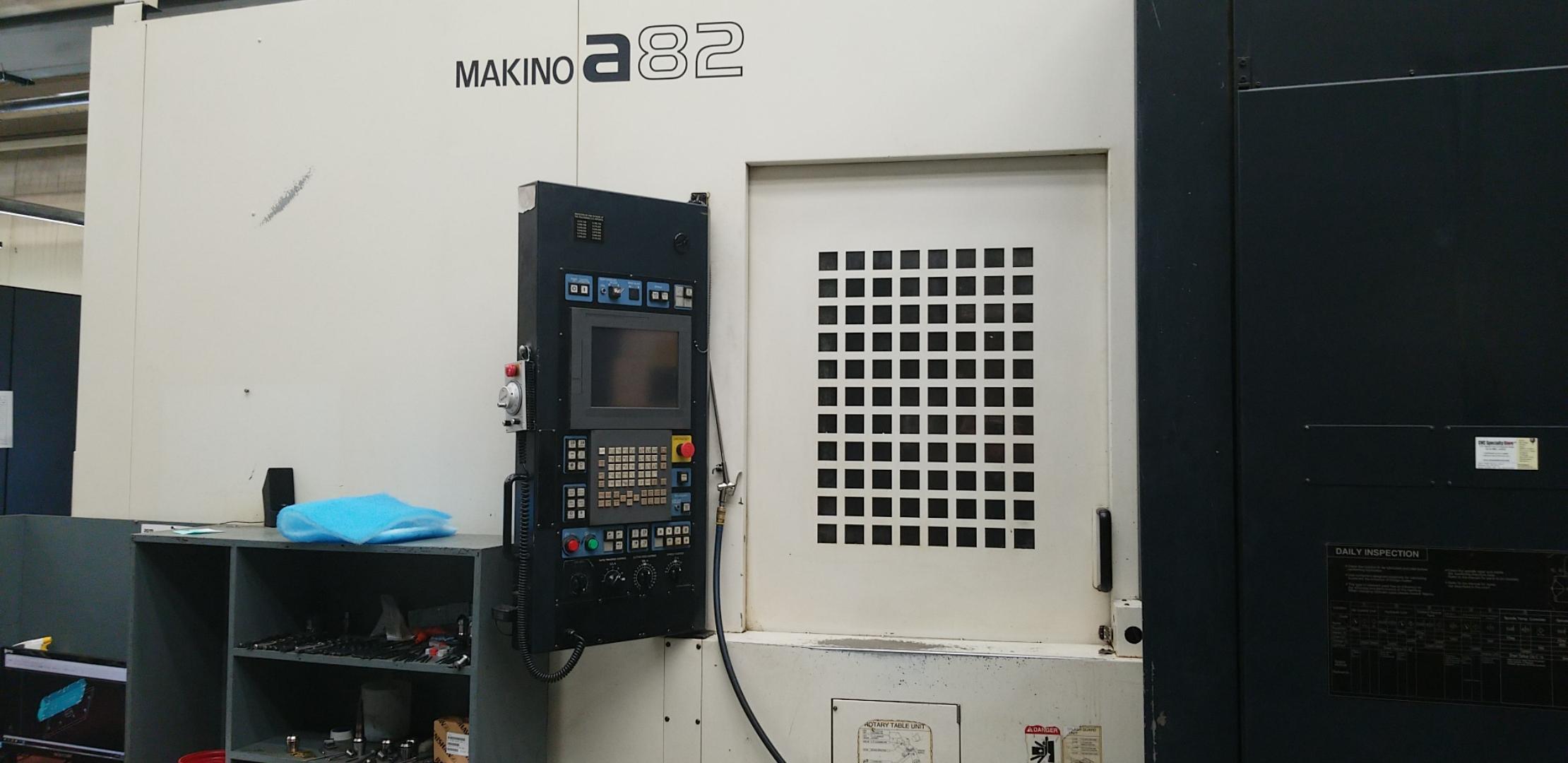 2009 Makino A82 - Horizontal Machining Center