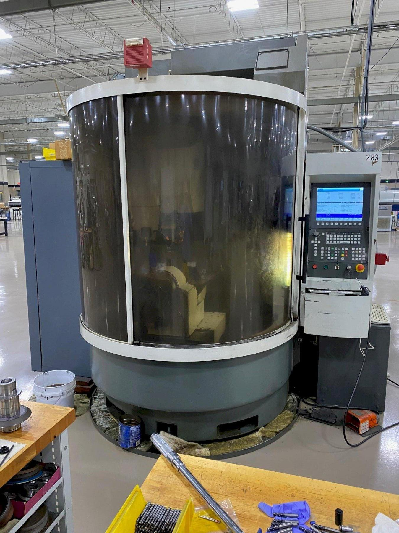 1999 WALTER GRINDERS HELITRONIC PRODUCTION 6 AXIS CNC TOOL & CUTTER GRINDERS