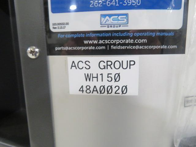 AEC AD30and WH150  Material Dryer / Hopper, Desiccant, Approx 30-40 lb/hr, Yr. 2015