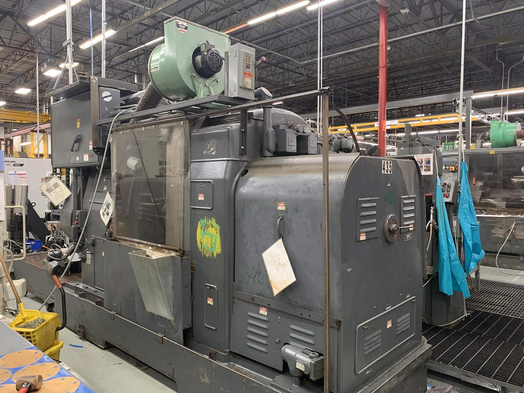 """USED, ACME-GRIDLEY 8"""" RPA-8 MULTI-SPINDLE SCREW MACHINE"""
