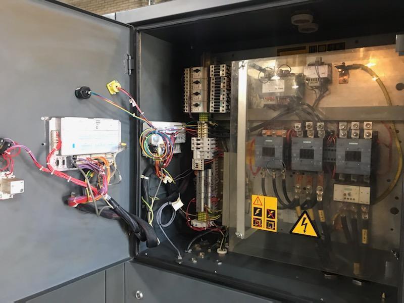 200 Hp Atlas Copco GA 160 Rotary Screw air compressor
