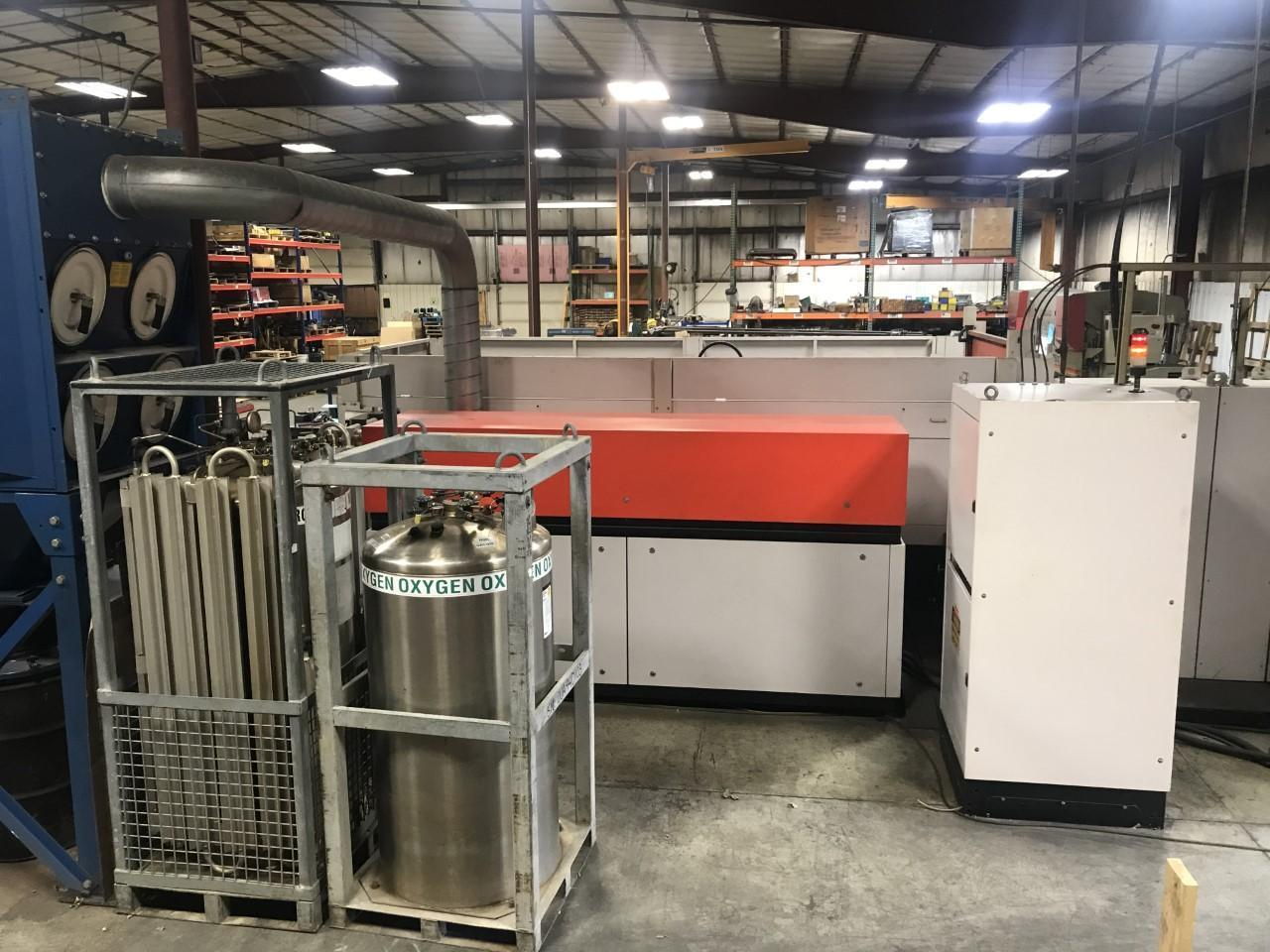 2004 Bystronic Bysprint 3012, 4' x 10', 3000 Watt Co2 Laser