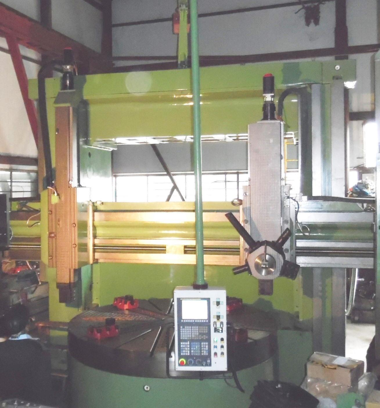 Titan Model SC -25/33 CNC Vertical Boring Mill, U-4091