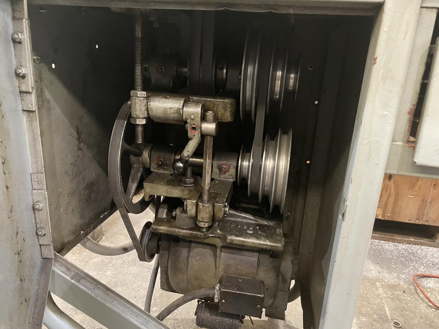 USED, SHELDON MODEL EXL-56B TOOL ROOM ENGINE LATHE