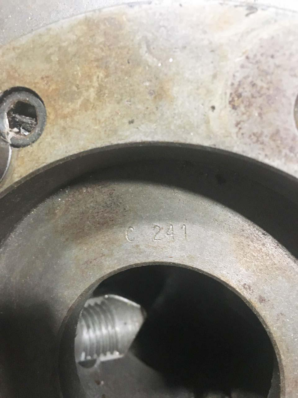 """10"""" BUCK 4-JAW INDEPENDENT CHUCK, Model 1310, 3.015"""" Thru-Hole Diameter, D-Style Spindle Mount, 2,000 RPM Max Speed, 0.39"""" - 9.84"""" Clamping Range."""