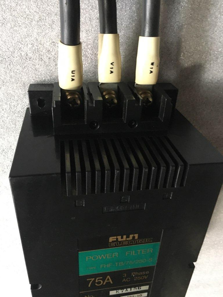 FUJI 75 AMP POWER FILTER
