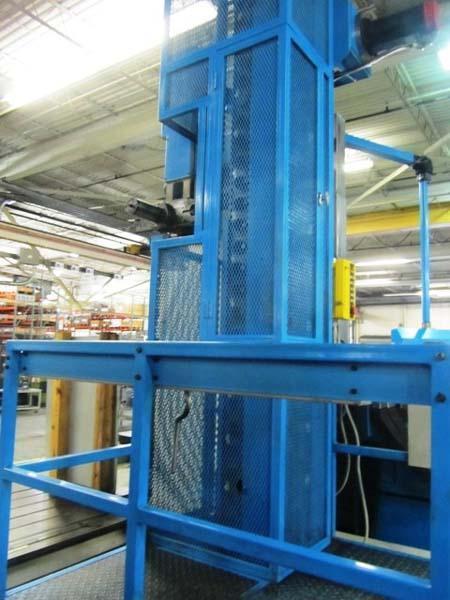 Butler Elgamill CNC Horizontal Machining Cneter