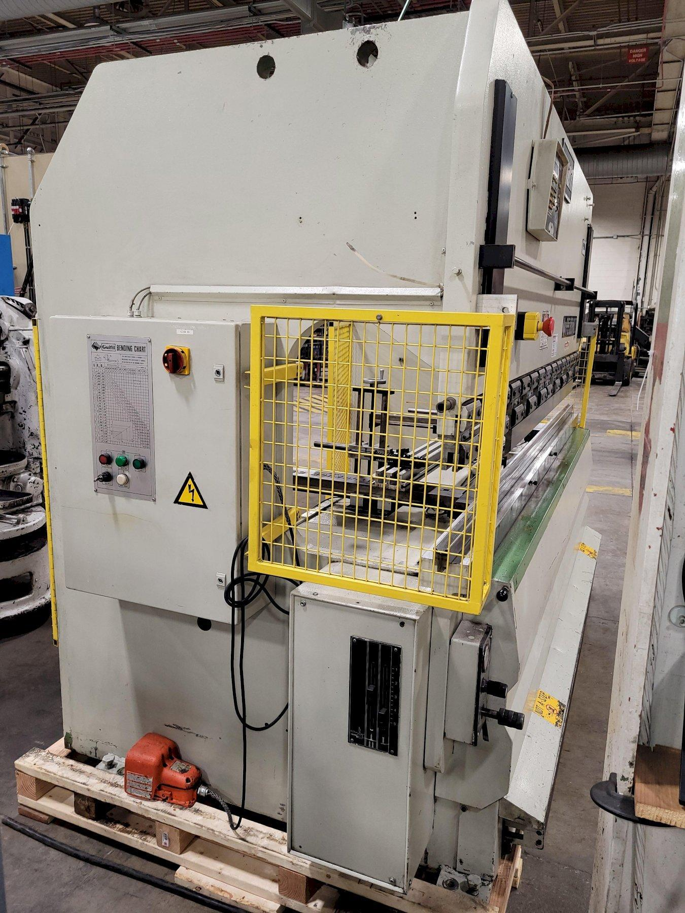 110 Ton Guifil Model PE30/100 Upacting Hydraulic Press Brake