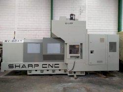 2007 SHARP SHARP SV-8045 - Vertical Machining Center