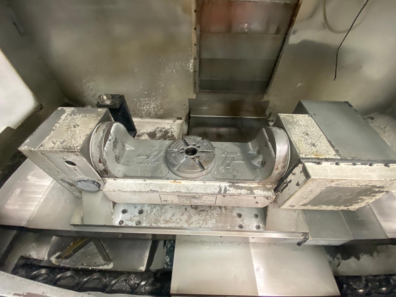 Haas VF-5B/40TR CNC Vertical Machining Center