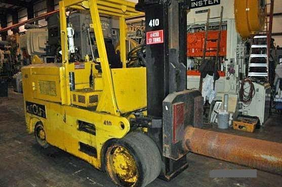 Forklift, Autolift, 30,000# STOCK # 2766