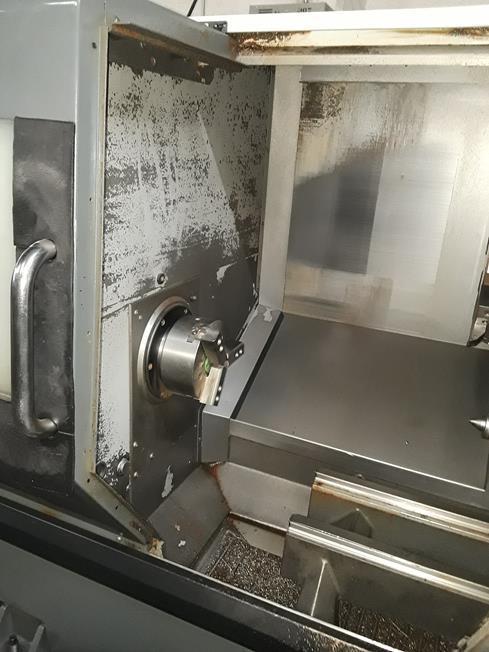 2014 Haas ST-20 CNC Horizontal Lathe
