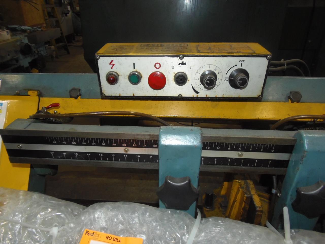 "10"" TURN-PRO MANUAL BAND SAW, MODEL BS-250"