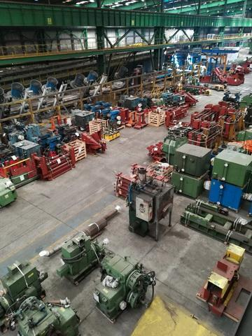 800,000 TPY Capacity 25mm Wire Rod Mill