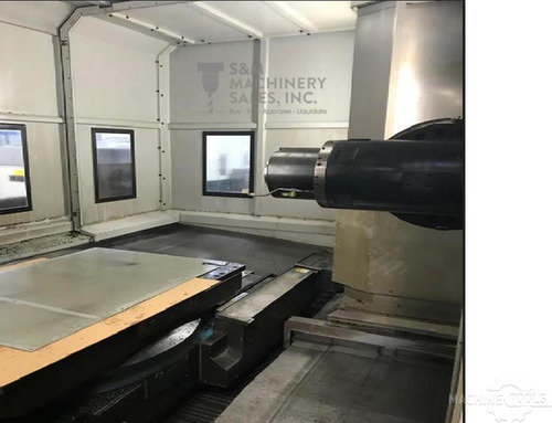 MAKINO MCC2013-VG Horizontal Machining Centers