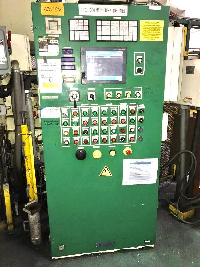 2000 ton Sumitomo Hot Forging Press Line 