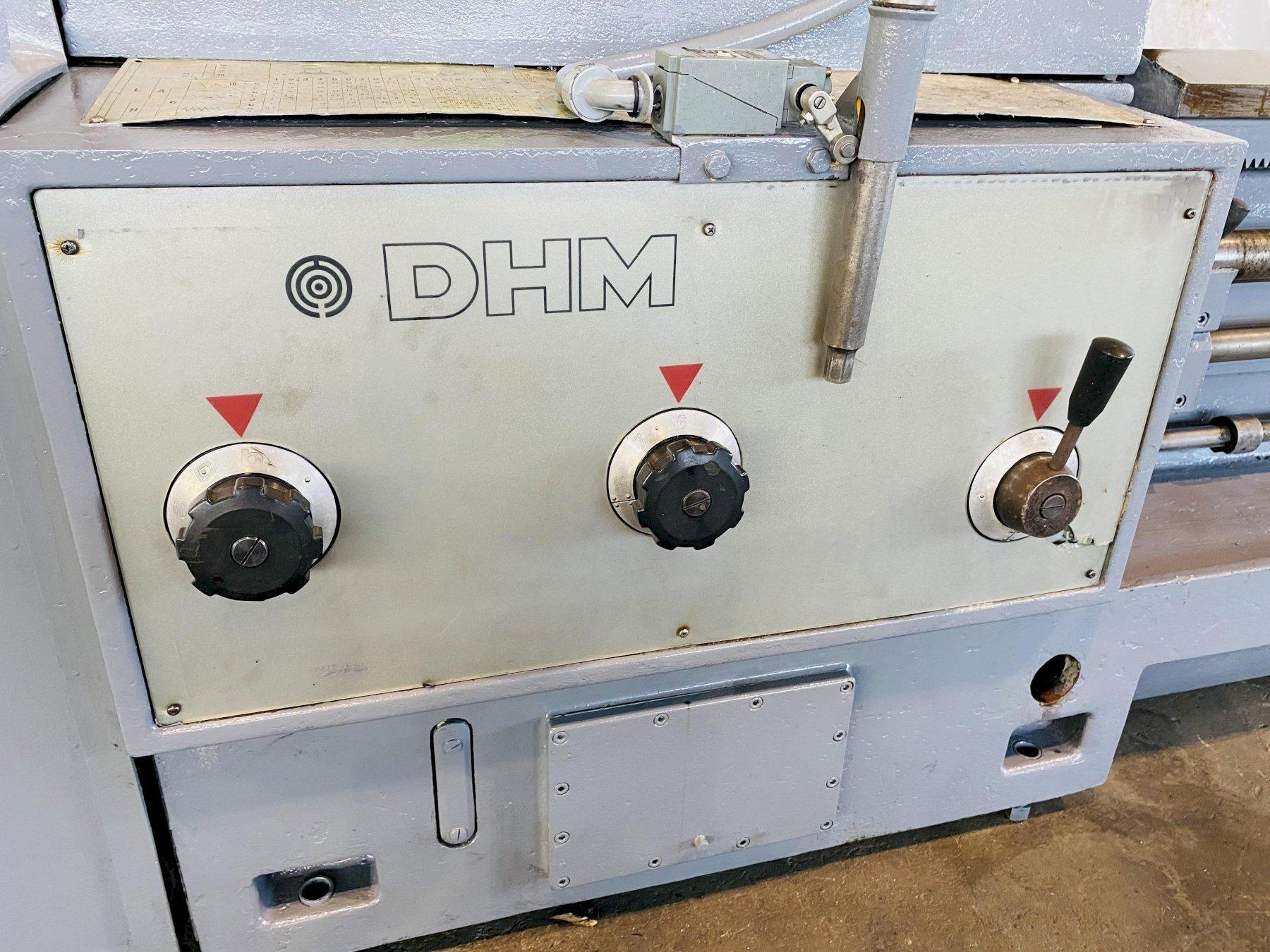 "36"" X 204"" DAINICHI DHM90X500 ENGINE LATHE. STOCK # 0844321"