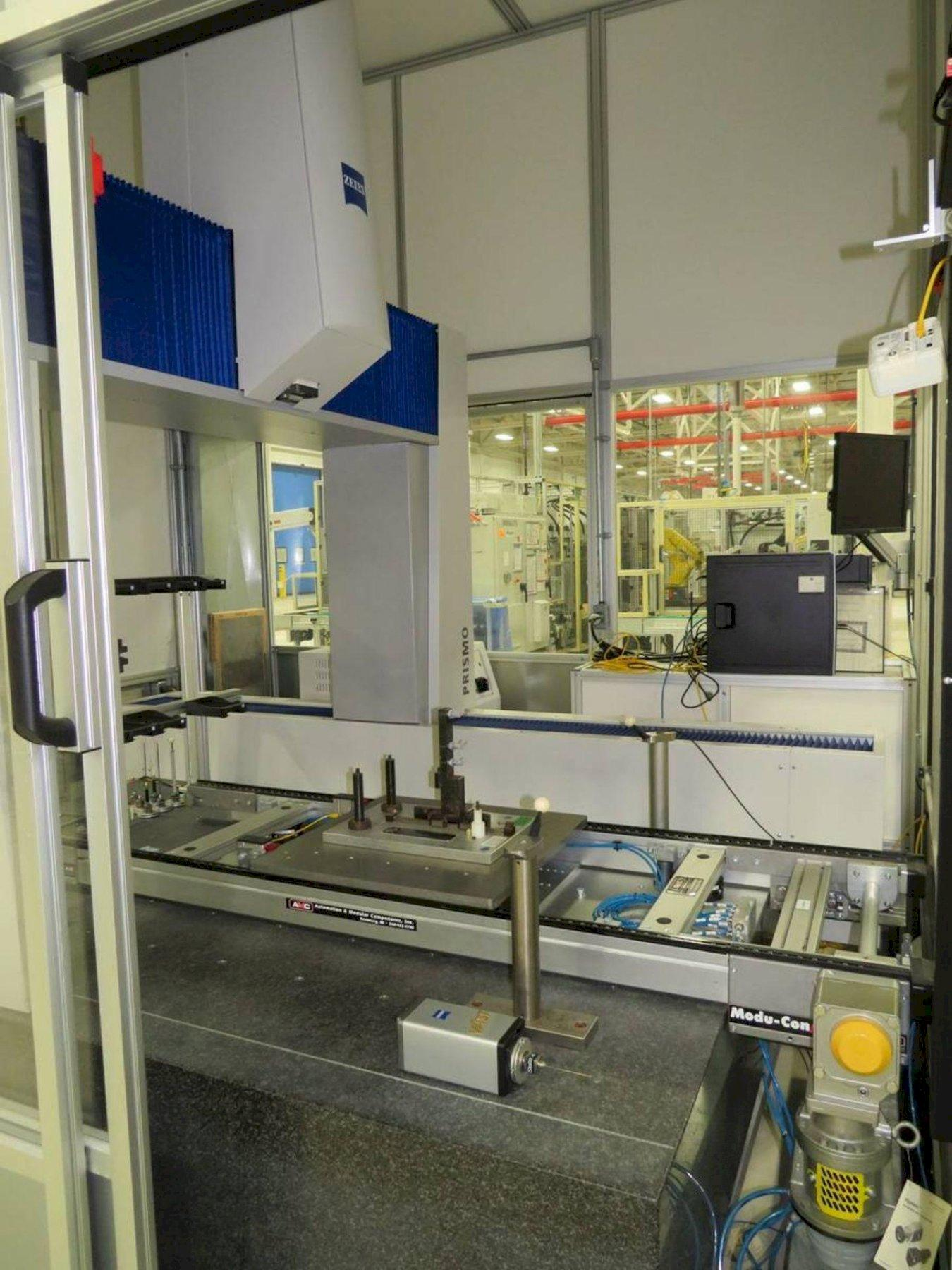 2011 Zeiss Accura Mass 12/18/10 DCC Coordinate Measuring Machine (CMM)
