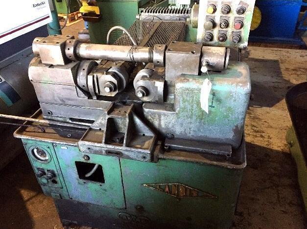 Landis 16 LNRH Cylindrical Die Thread Roller, W/Infeed/Thru Feed