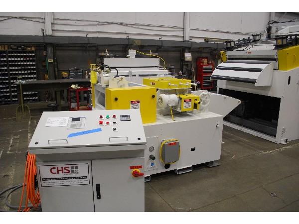 "(S) Coe Press Servo Roll Feed - Straightener Combination 18"" Wide"