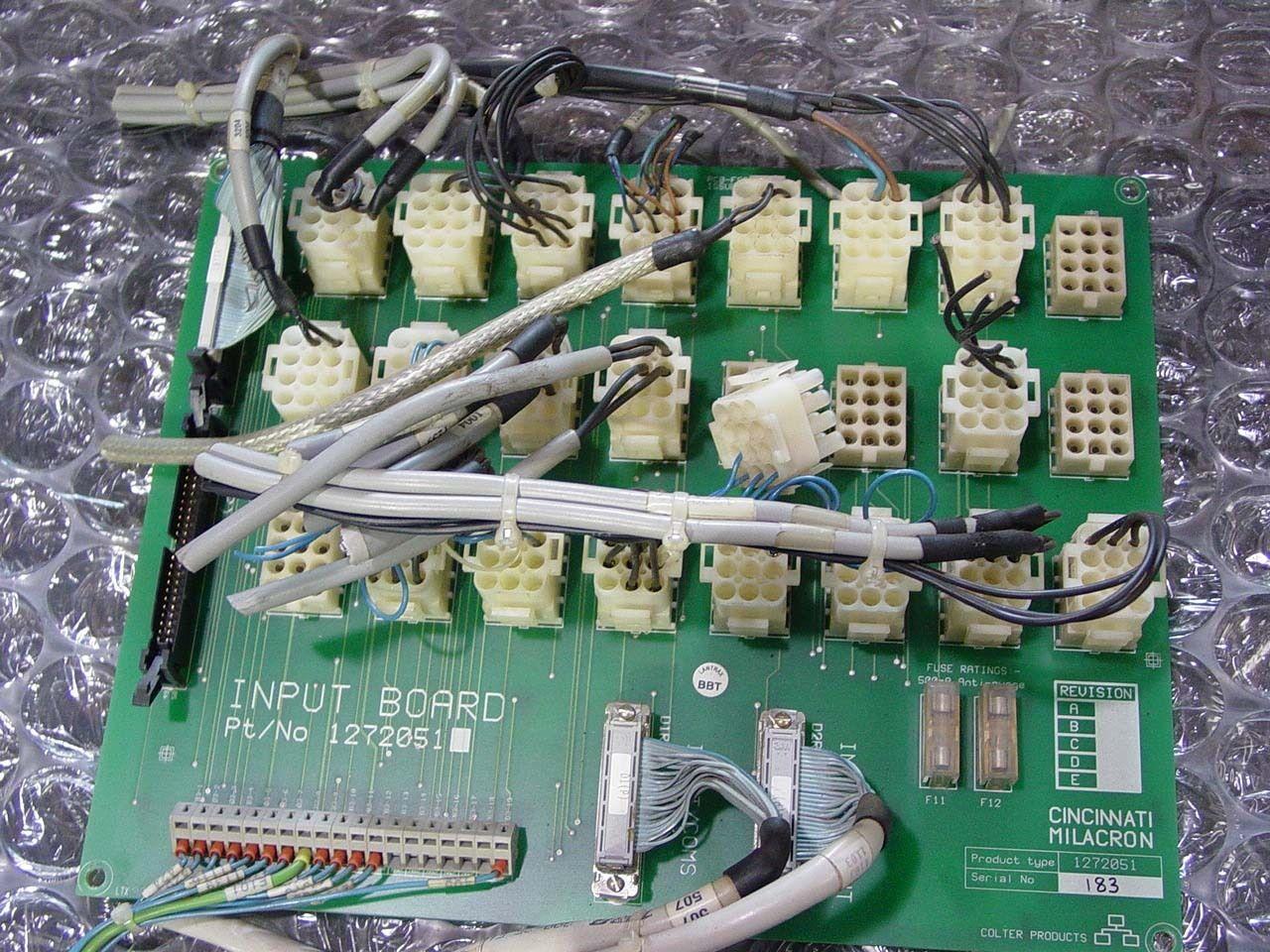Acramatic 2100 Control Input Board, 1272051