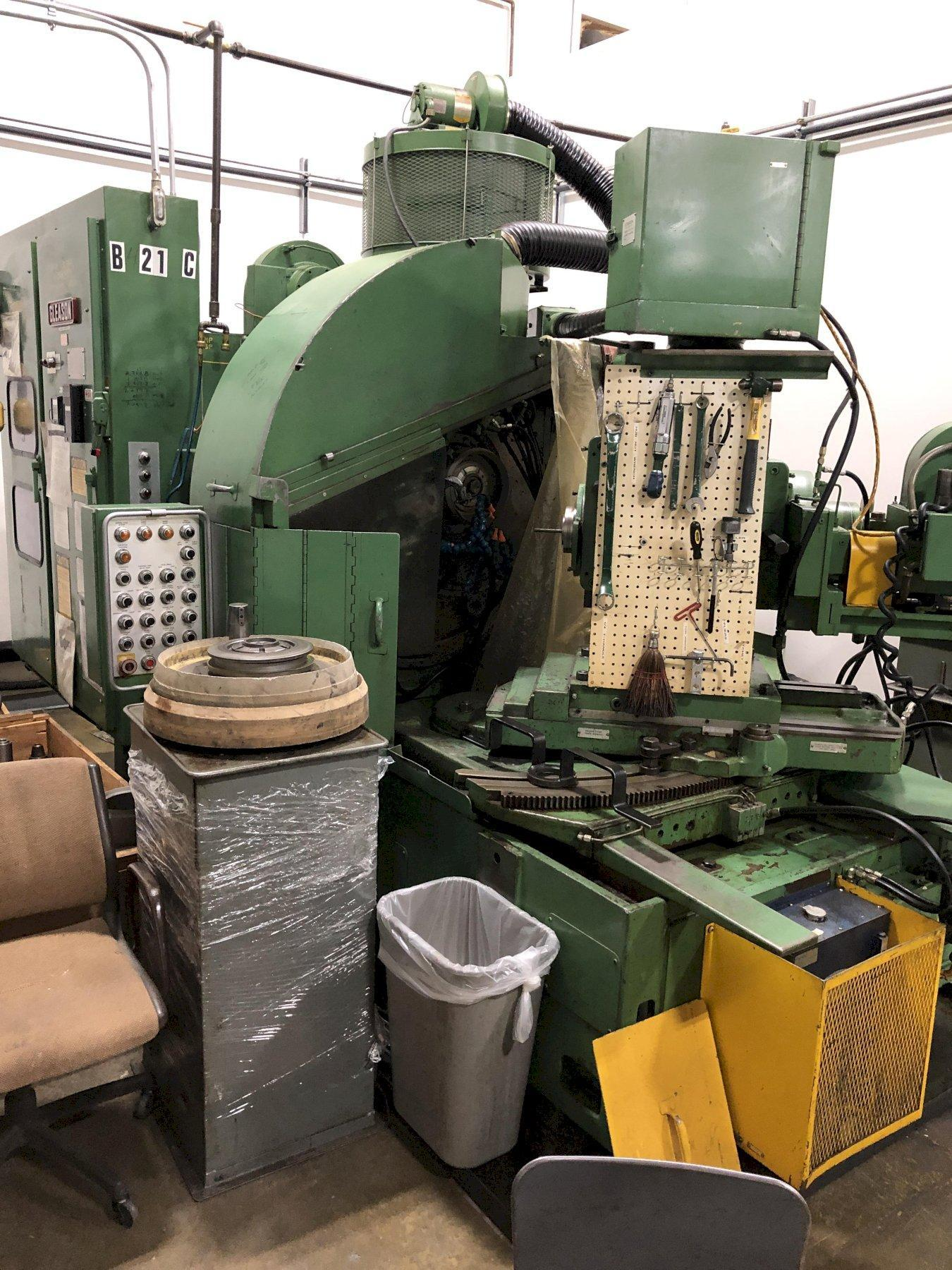 Gleason Model 463 Hypoid Gear Grinder
