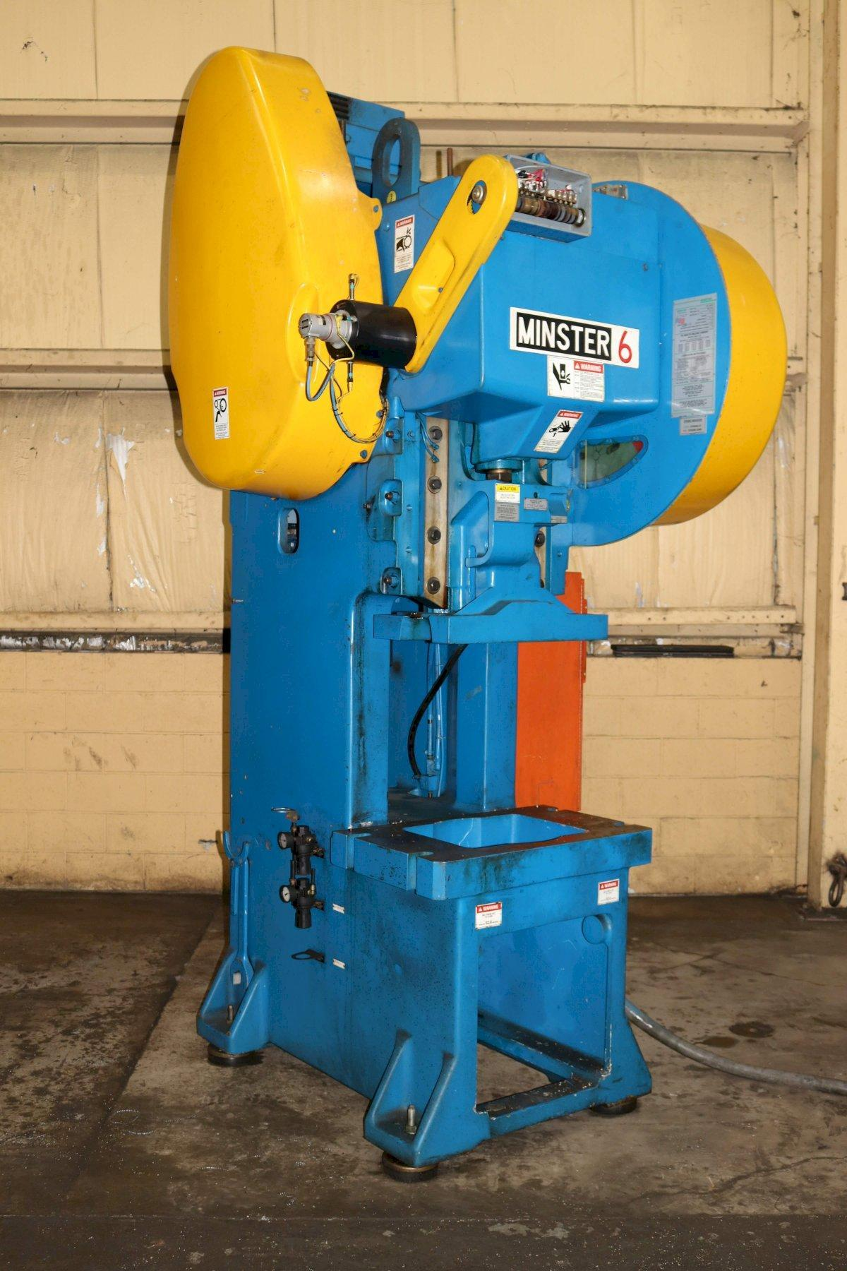 60 Ton Minster OBI Press