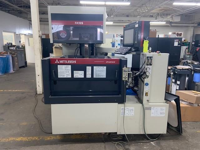 Mitsubishi FA10S Advance CNC Wire EDM