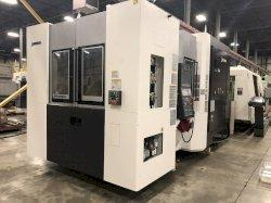 2015 OKUMA MB-5000H - Horizontal Machining Center