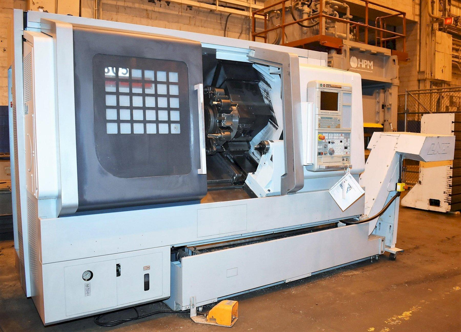 Mori Seiki NLX2500Y/700 CNC Turning & Milling Center, New 2011