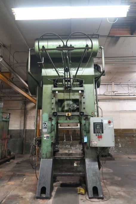 100 TON DANLY #SA1-100-30-24 SSSC PRESS: STOCK #13298