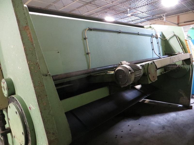 """1/2"""" x 10 ft Adira Hydraulic Power Shear Model GHO-1330"""